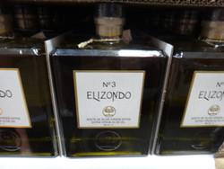 No. 3 Elizondo Extra Virgin Olive Oil 1 Litre   Fairdinks