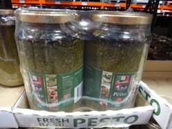 Pacchini Basil Pesto 2 x 500G   Fairdinks