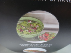 Sabatier Salad Spinner 2 Piece Set | Fairdinks