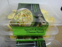 Alligator Brand Pasta Spinach & Three Cheese Ravioli 2 x 400G   Fairdinks