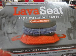 California Innovations Lava Seat Heated Seat Cushion | Fairdinks