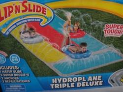 Wham-O Slip N Slide Hydroplane Triple Deluxe Water Slide - 1 | Fairdinks