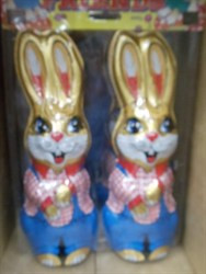 Heritage Twin Bunny Pack 2 x 220g | Fairdinks