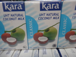 Kara Coconut Milk 6x400ML | Fairdinks