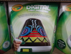 Crayola Digital Light Designer - 1   Fairdinks