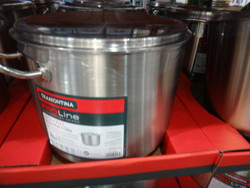 Tramontina Pro Line Cobered Stock Pot 15 Litres | Fairdinks