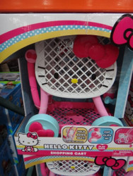 Hello Kitty Shopping Cart - 1 | Fairdinks