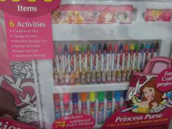 Super Activity Set Disney Princess - 2 | Fairdinks