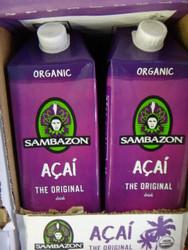 Sambazon Fresh Acai Juice 1.5L | Fairdinks