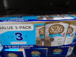 S-26 Gold Stage 3 - Toddler 3 x 900G | Fairdinks