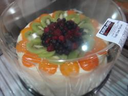 Fresh Cream Pavlova    Fairdinks