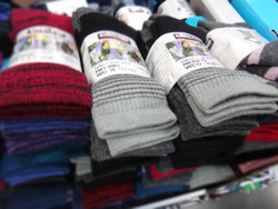 Kirkland Signature Womens 4PK Trail Socks Shoe Sizes 4-10 | Fairdinks