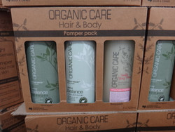 Organic Care Hair and Body Pamper Pack | Fairdinks