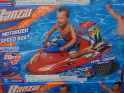 Toy Quest Motorized Speed Boat - 1 | Fairdinks
