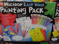 Micador Easy Wash Paint Pack | Fairdinks