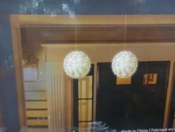 "6"" Super Sphere 100 LED Lights Set of 2 | Fairdinks"