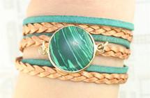Aidan Wrap Bracelet