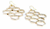 Beatrice Earring - More Colors - Seen on Hayley Orrantia and Shanna Moakler!