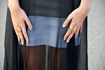 Carnaby Double Ring - More Colors - As seen on Blogger Fashionlaine!