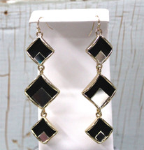 Carrington Triple Earring: Seen on Abigail Bresline & Angelique Cabral at the Golden Globes!