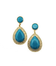 Delano Teardrop Earrings- more colors