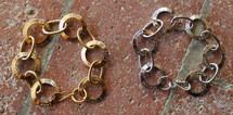 Inspirational Rings Bracelet