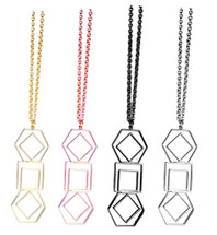 Judy Pendant Necklace - More Colors