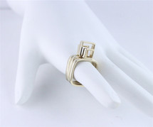 Judy Ring Set of Three - Solid - More Colors