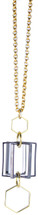 Kennedy Pendant Necklace - More Colors