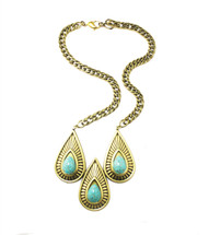 Adelina Necklace- More Colors