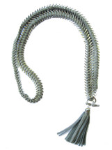 Albertina Tassel Necklace - More Colors