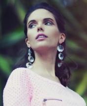Almira Earring - As seen in Unleash'd Magazine!