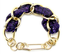 Cecilia Silk Bracelet - more colors