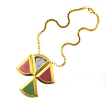 Comanchero Catori Colorful Necklace- LAST ONE!