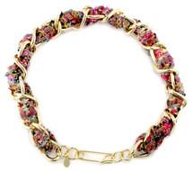 Cecilia Tweed Necklace - more colors