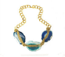Reni Necklace- More Colors - As seen in Chaos Magazine!