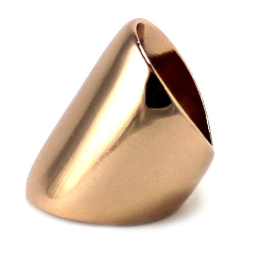 Shiny Dome Ring - More Colors: Seen Ali Larter on the ...
