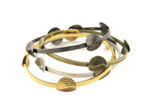 Dreamcatcher Stackable Bangle - As seen on Vanessa Lachey and Olivia Holt!