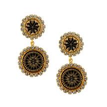 Seminole Crystal Earring - more colors