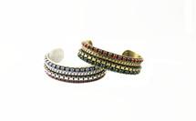 Jacinda Jeweled Cuff- More Colors