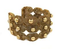 Studded Mesh Bracelet (More Colors) - As Seen on Bachelorette Ashley Hebert!
