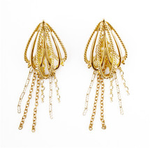 Petal Earring - As seen on Chelsea Handler!