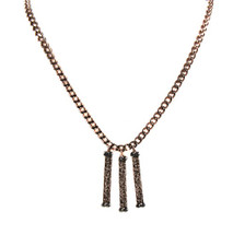 Cobblestone Triple Necklace- More colors