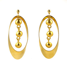 Kimberly Earring - As seen on Christina Milian and Lauren Graham!