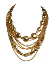 Kimberly Necklace - As seen on the red carpet at the AMA's!