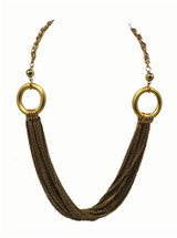 Rings Necklace- More Colors