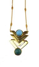 Kachira Turquoise Pendant Necklace