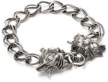 Lionhead Bracelet - more colors - As seen in Zooey Magazine!