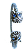 Owl Bangle - more colors: Seen on Alexis Knapp & in Disfunkshion Magazine!