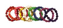Skull Bracelets - PINK ONLY: Seen on Jordan Sparks on the cover of Shape Magazine & on Cher Lloyd!